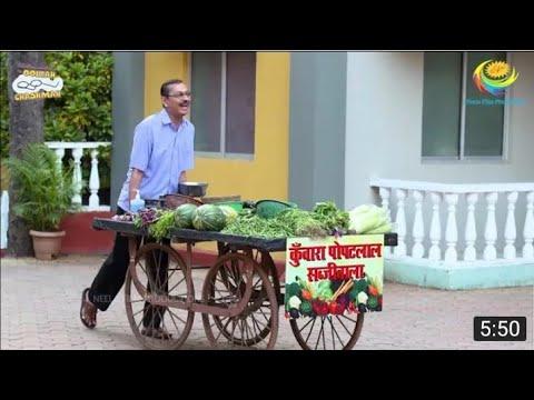 Download NEW! EP 3043 - कुंवारा पोपटलाल सब्जीवाला | Taarak Mehta Ka Oolta Chashma |