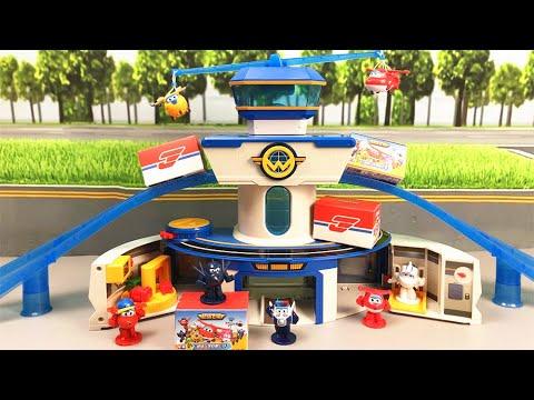 SUPER WINGS 超級飛俠公仔盲盒玩具