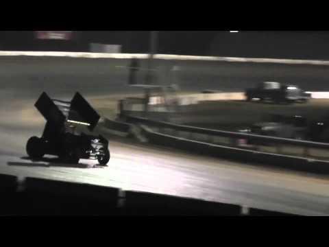 Doug Lovegrove Hot Laps Beatrice Speedway