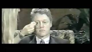 Bill Clinton - hypnotised