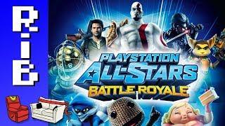 "PlayStation All-Stars Battle Royale - ""Revenge of the Fish!"" - Run it Back!"