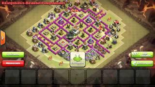 Let's Play Clash of Clans #012 - Kriegsdorf: Tipps,Tricks [Deutsch/German]