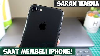 Kalau Beli iPhone Lebih Baik Pilih Warna Apa Bang?.