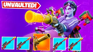 *UNVAULTED* FLINTKNOCK & Infinite Exotics (BROKEN)