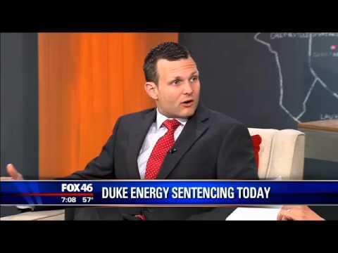 Charlotte Criminal defense Attorney Corey Rosensteel explains Duke Energy settlement