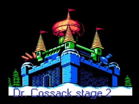 Mega Man 4 Complete Work: Dr. Cossack's Citadel Stage 2