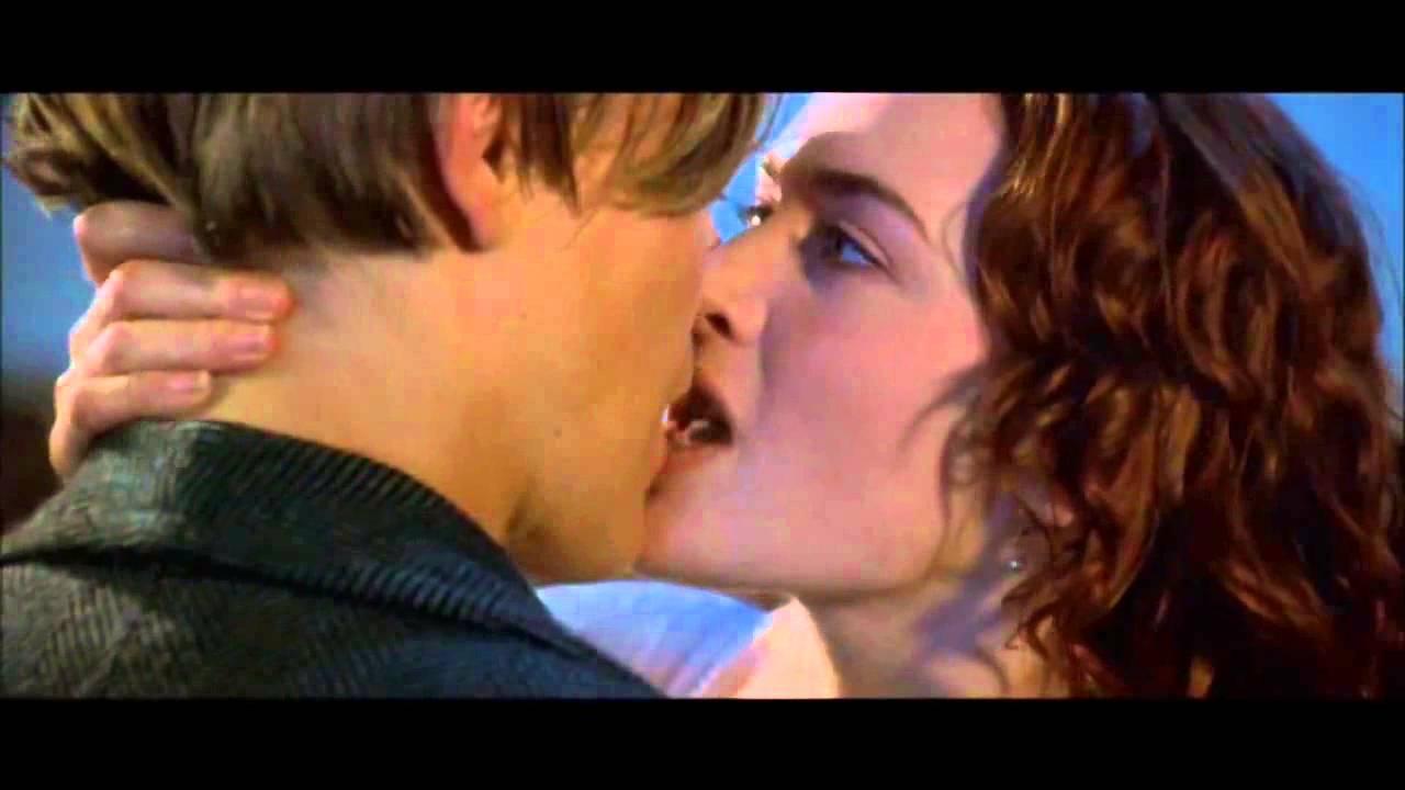 titanic kisses hd) - youtube