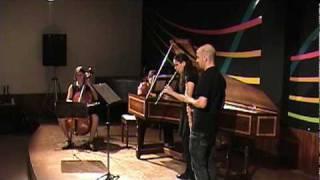 VIVALDI - Trio sonata em sol menor (Allegro ma cantabile/Largo/Allegro non molto)