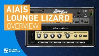 Lounge Lizard Session by A|A|S - Electric Piano VSTi Plugin