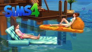 The Sims 4  Przygody Tosi i Zosi  z Oską #9 - Gdzie żeś wjechał?!