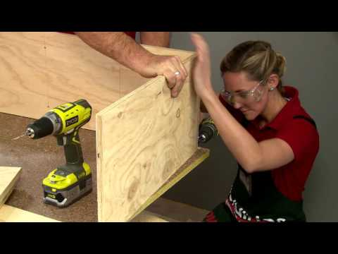 How To Build Bookcase