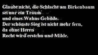 Die Schlacht am Birkenbaum (Erich Mühsam, 1915) - Christoph Holzhöfer