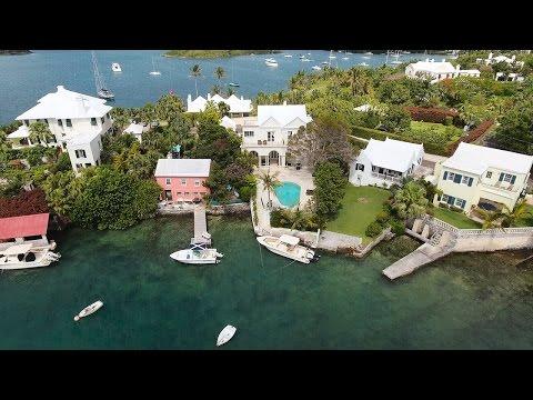 Edgewater on Hamilton Harbour - Bermuda