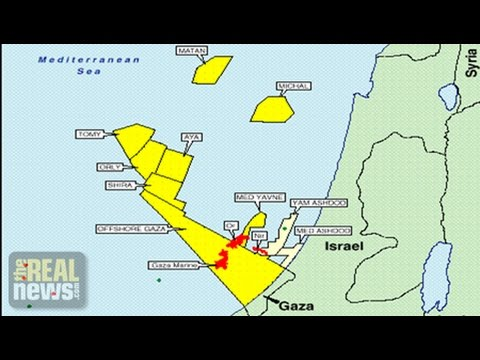 Is The Control of Gaza's Offshore Gas Reserves A Factor In  Israeli Military Operations?
