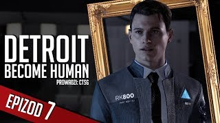 Detroit: Become Human - #07 - Upadek