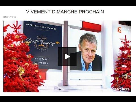 """2017-01-01 - France2 - PPDA : St Exupéry, """"Le cartable aux souvenirs"""""""