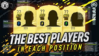 BEST PLAYERS IN FIFA 20 ULTIMATE TEAM! BEST IN EACH POSITION!