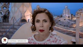 Is it possible to fall in love in 10 sec? Agatha Ruiz de la Prada - LA PEDRERA #SpainIn10sec