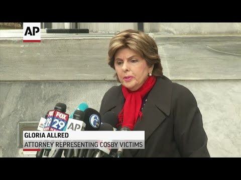 Allred: Cosby Verdict, First Test Since #MeToo