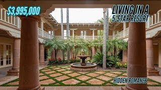 $3,995,000 ~ Hidden Romance ~ Living at a resort-like estate!!! (COMING SOON)