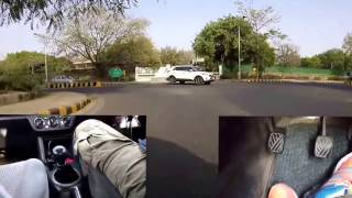 Must watch if you controlling your car on speed breaker (In Hindi)...