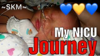 Birth Down Syndrome Diagnosis & NICU Journey