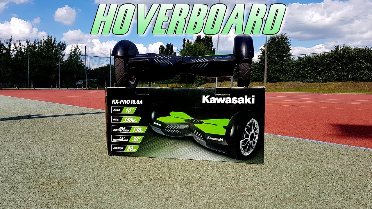 kawasaki balance scooter kx pro10 oa test recenzja. Black Bedroom Furniture Sets. Home Design Ideas