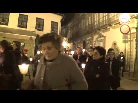 Quinta-feira Santa em Penafiel | Procissão do Santíssimo