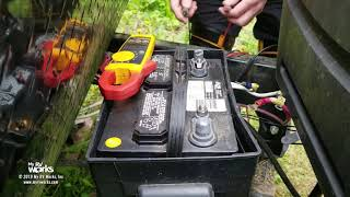 Troubleshooting a Travel Trailer with a 12 Volt Circuit Short