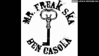 Mr Freak Ska - Let it go (chris murray cover)