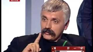 Д.Корчинский неожиданно полюбил русский народ