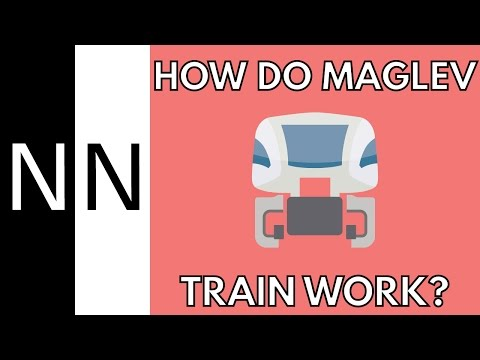 how maglev trains works This is a set of ten questions of maglev trains they are a type train that is solar-powered and reduce energy maglev stands for magnetic levitat.
