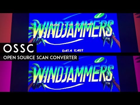 WHY I LOVE THE OSSC (Open Source Scan Converter Review) -Field Plays