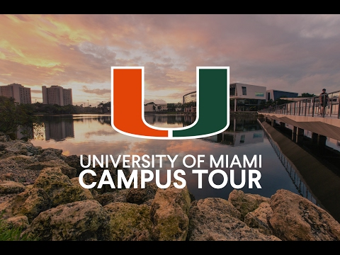 University of Miami Campus Tour