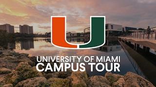 University of Miami Campus Tour thumbnail