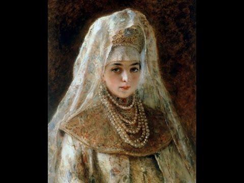 Елизавета ШУМСКАЯ  - Не брани меня, родная