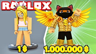 1€ Outfit VS 1.000.000€ Outfit?! - Roblox [Deutsch/HD]