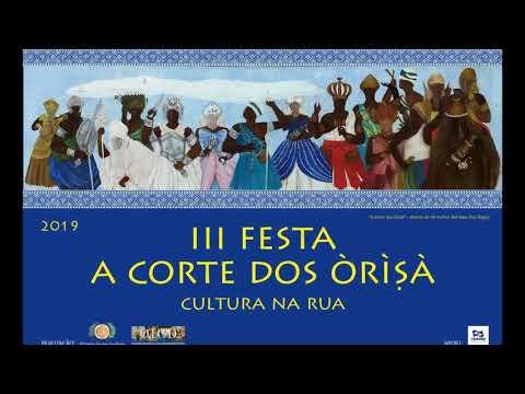 """III Festa """"A Corte dos Òrìṣà"""" - PIAP"""
