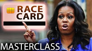 How to Play the Race Card: By Michelle Obama | Larry Elder