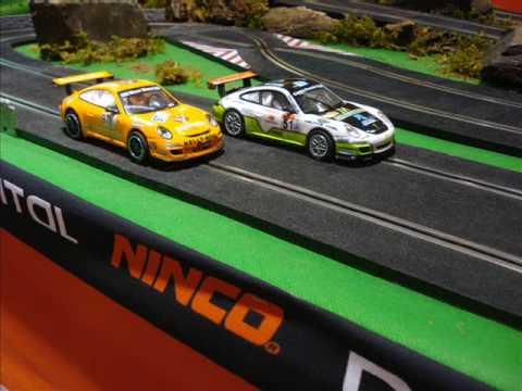 [1/2] XLOT NINCO – Presentació Porsche 1/28 – Open Ninco Encamp Andorra