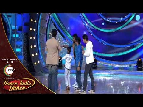 DID Lil Masters 3 Behind The Scenes: Sachin Apologises To Mithun Da