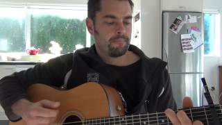 Face Down - Red Jumpsuit Apparatus (acoustic instrumental)
