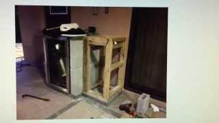 Outdoor Kitchen Build Part 2