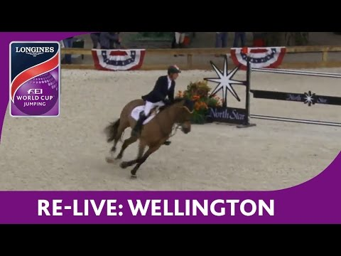 Re-Live - NAL - Longines FEI World Cup™ Jumping - Wellington, FL - Qualifier