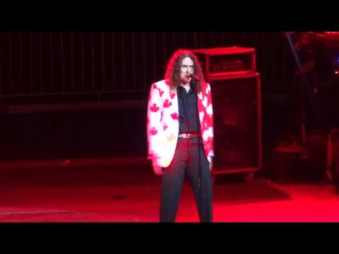 """Weird Al"" Yankovic - ""Canadian Idiot"" (Live in Del Mar 7-4-12)"