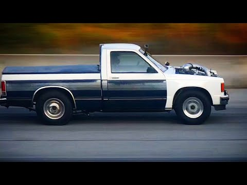 Twin Turbo S-10 Races From Ohio To Georgia On ANY SURFACE