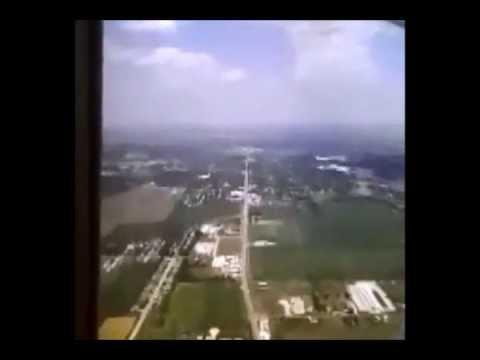 Aerial Tour of Jacksonville, Illinois