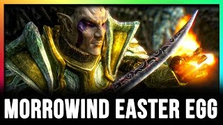 Skyrim Special Edition Secrets of Tolvalds Cave Location Walkthrough Chests (Morrowind Easter Egg)
