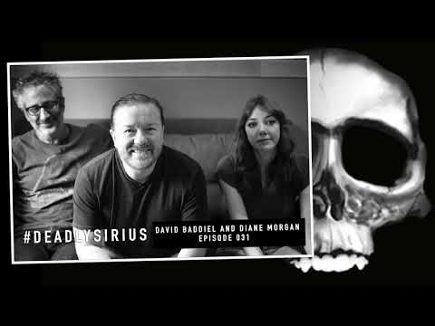 RICKY GERVAIS IS DEADLY SIRIUS #031