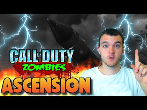 First Time Playing Ascension! - Call of Duty Black Ops 3 Zombies Training (Black Ops Gameplay)